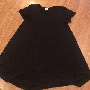 LuLaRoe Black Carly Large